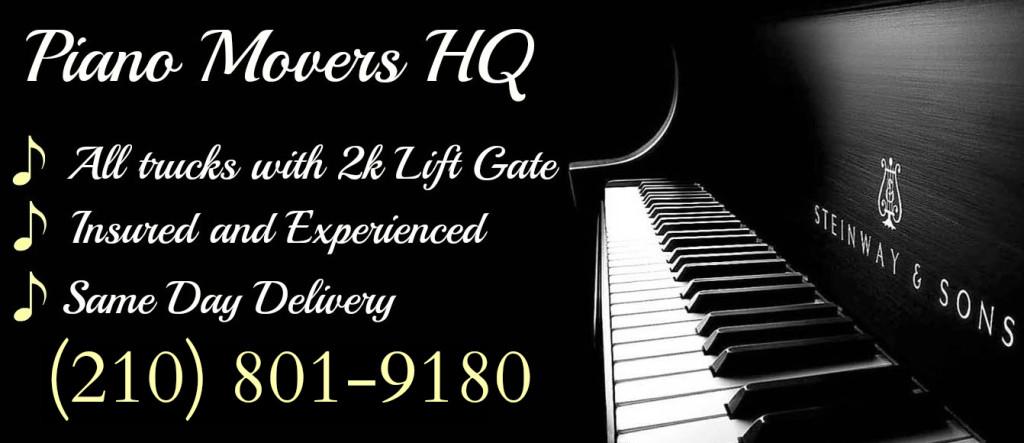 piano movers san antonio