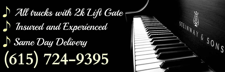 nashville piano movers