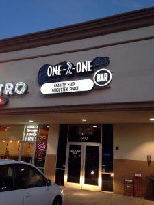 One-2-One-Bar